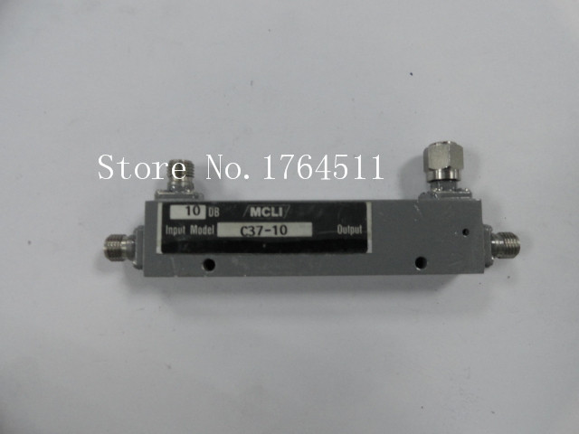 [BELLA] MCLI C37-10 0.8-3GHZ 10dB SMA Coupler