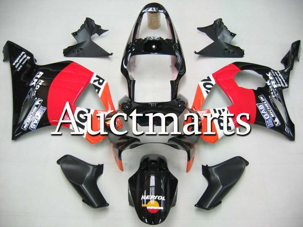 For Honda CBR 954 RR 2002 2003 CBR900RR ABS Plastic motorcycle Fairing Kit Bodywork CBR 954RR 02 03 CBR 900 RR CB06
