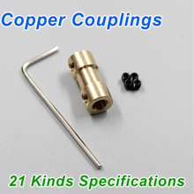 21 Kinds Specifications Copper Couplings, Shaft Coupling Accessories, HM Boat Copper Coupling accessories
