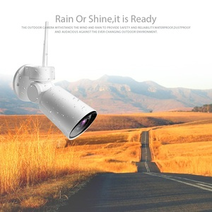 Image 2 - אלחוטי 1080P 2MP מיני PTZ IP המצלמה WIFI חיצוני Onvif אודיו P2P אבטחת CCTV Bullet Waterproof מצלמה מצלמת 2.7  13.5mm 5x זום