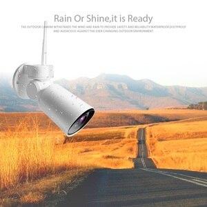 Image 2 - Drahtlose 1080P 2MP Mini PTZ IP Kamera WIFI Außen Onvif Audio P2P CCTV Sicherheit Wasserdichte Gewehrkugel Kamera Cam 2,7  13,5mm 5x Zoom
