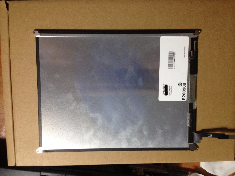LP097QX2 (SP)(AV) LCD display screens (Not suitable for IPad 5) pd050vl1 lf lcd display screens