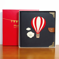 \Wedding Photo Album Vintage Scrapbooking Baby Album Instax Memory Book Photo Corner Diy Picture Anniversary Gift Home Decor 503