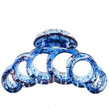 Fancyin  High Quality Large Hair Claws Clips For Women Jewelry Accessories Birthday Gifts