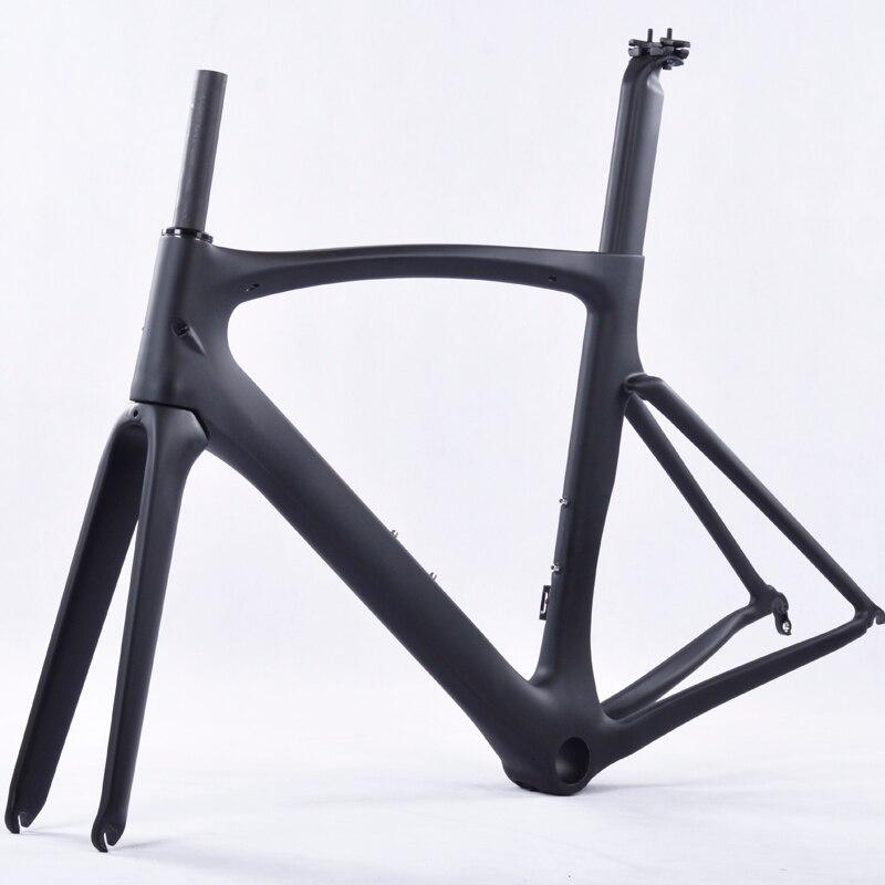 Increíble Cuadro De La Bicicleta De Fibra De Carbono Agrietada Friso ...