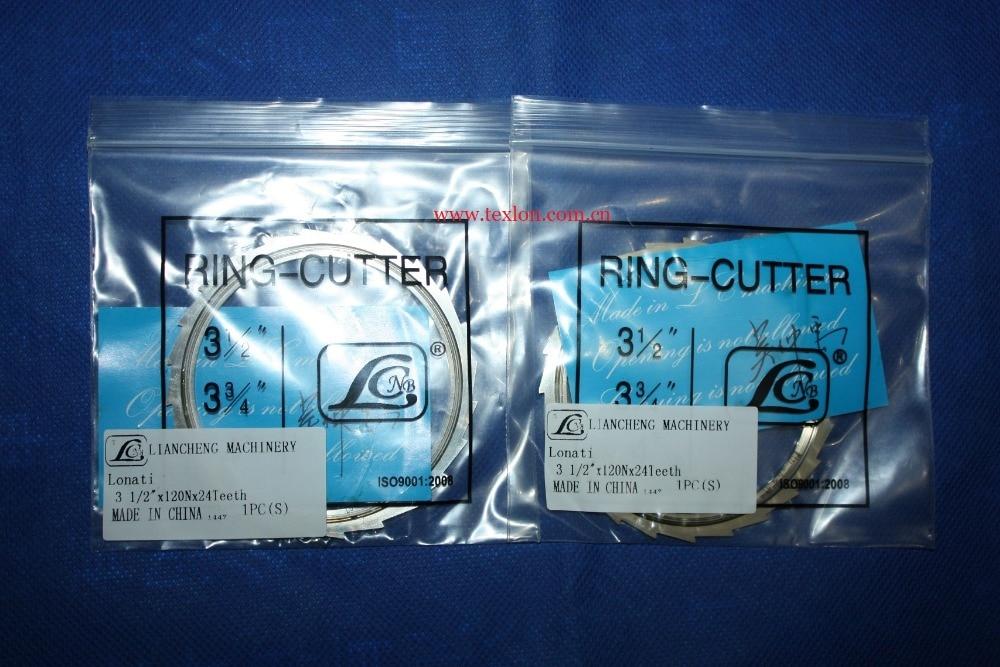 Hoja de sierra de uso de máquina de calcetería Lonati L472K - Piezas para maquinas de carpinteria - foto 3