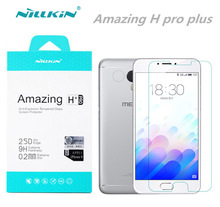 Meizu M3 Note Tempered glass Nillkin H H+Pro Anti-Explosion screen protector tempered glass film For Meizu M 3 Note With Package