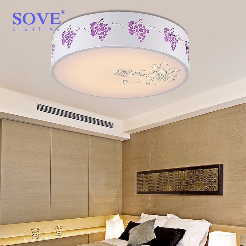 Sove Time-limited Limited Modern Led Ceiling Lights For Living Room Lamparas De Techo Colgante Lustres De Sala Ceiling Lamp limited
