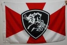 As Tropas Do Exército Russo Bandeira hot vender bens 3X5FT interno 150X90 CM Bandeira de bronze de metal buracos IT01