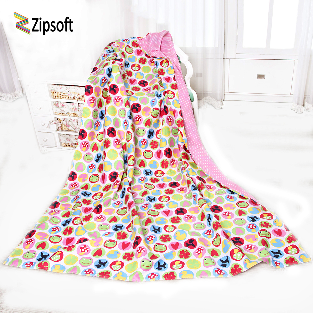 Microfiber Beach Towel Quick dry bath Sleeping Blanket for child Baby Boys girls adults 80*160cm Zipsoft Lovely Cartoon Pattern