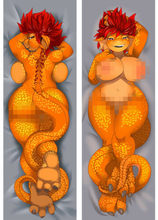 "Furry Dakisample Dakimakura Hugging Body Bedding Pillow Case Cover 150CM / 59""(China)"