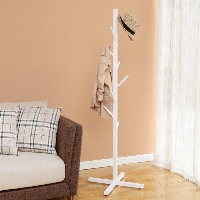 Creatwo Creative Tree Floor Bedroom Hallway Coat Rack