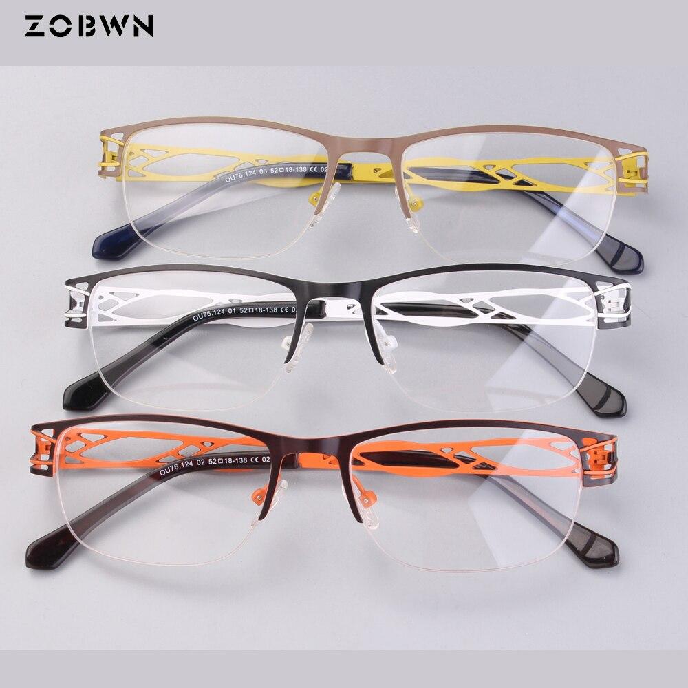 2018 New arrival women galsses super light eyewear Frame myopia glasses frame comfortable slip resistant eyeglasses