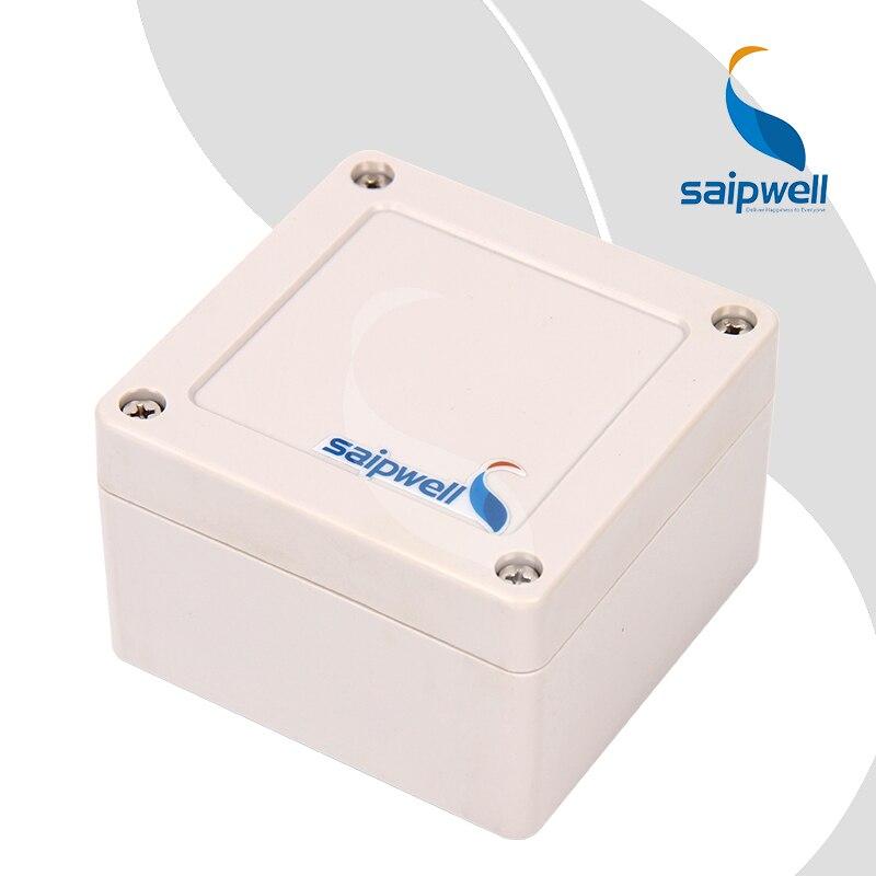 Acheter 84*82*56mm En Plastique Vis Conception ABS Boîtier/Saipwell Étanche Industrielle Boîte (SP 02 848256) de Boîtes À outils fiable fournisseurs