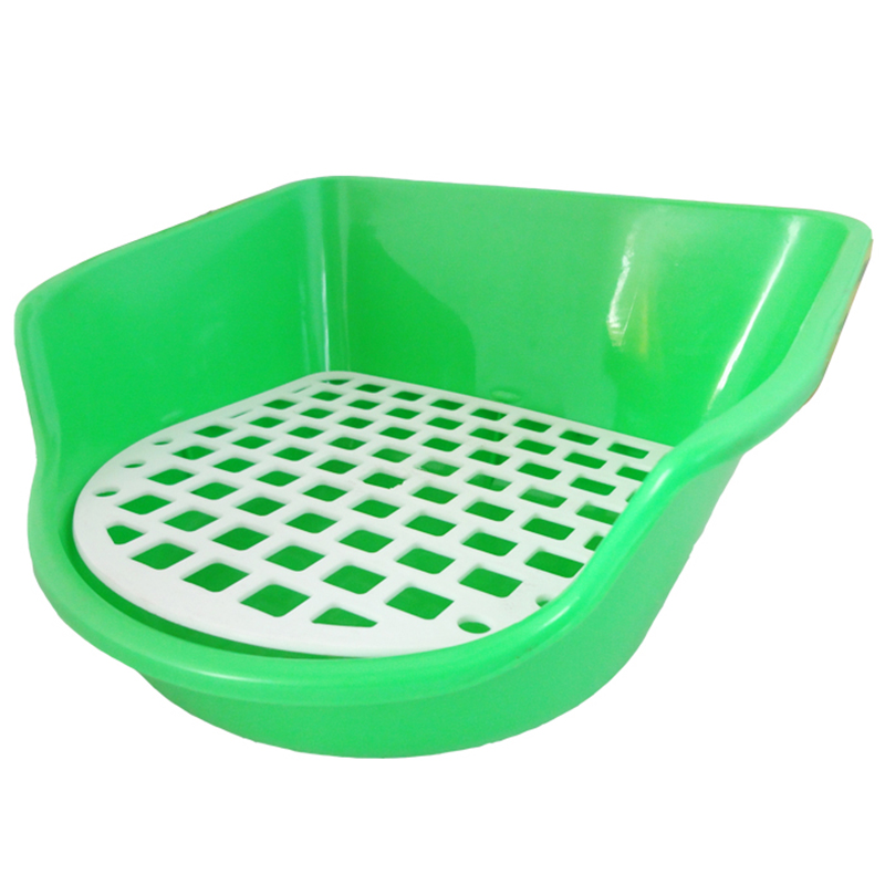 New Style High Quality Plastic Small Pet Cat Toilet Grid Hams