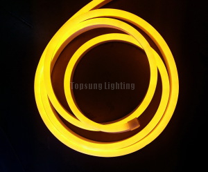 20 50 м micro led гибкий шланг свет 230 В ac неоновые строка 16x8 мм soft tube освещение 120 В желтый цвет neonflex 12 В 24 В для помещений
