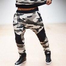 2016 Бренд Мужской Одежды Камуфляж Грузовые Брюк Мужской Случайный Человек Pantalon Homme Военные Брюки