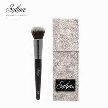 Sylyne#104 кисть для растушевки основы Профессиональная Кисть для макияжа многофункциональная кисть для пудры для макияжа контурная кисть
