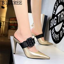 party shoes luxury heels bigtree shoes mules high heels vale