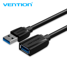 Vention USB 3.0 Cable Male to Female USB Extension Cable Super Speed USB 2.0 Extender Data Cable 0.5m 1m 1.5m 2m for Computer PC