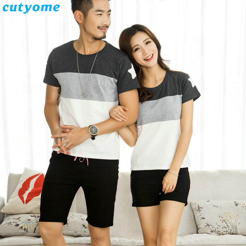 Mother Daughter Father Son Shorts Family Look Matching Clothes Beach Short Pants Outfits Mom Daddy Boys Girls Summer T shirt (11)