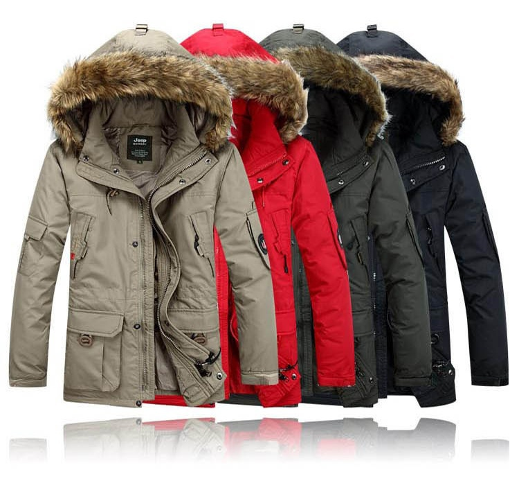 New product !2014 men's military Down Jacket/men's waterproof ...