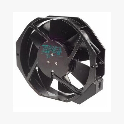 New original W2E142-BB05-01 115V 25W 17CM 17238 all-metal high temperature fan original ebmpapst133 r2e133 bh72 13 115v 0 23a 26w worm gear ventilation fan