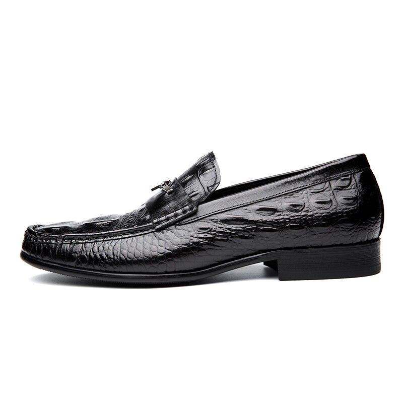 Los Mycolen Alta Italiano vino Zapato 2019 Cuero De Negro Vestir Boda Diseñadores Hombres Nuevos Tinto Zapatos Estilo Calidad Hombre RrPIOwRTq