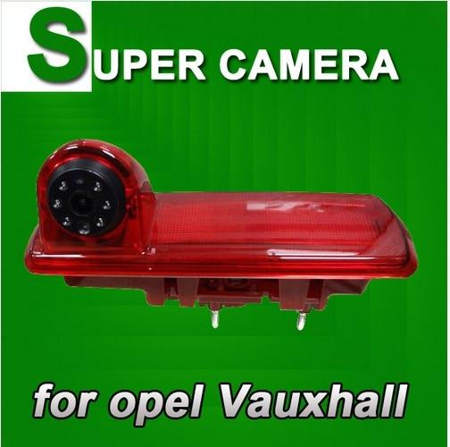 Brake light Car rear view back camera reverse for Nissan NV300 Primastar Opel Vauxhall Vivaro Renault traffic Fiat navi
