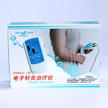 Muscle Massage Needle Stimulator CMNS2-1  Electronic Acupuncture 2 Output Channel