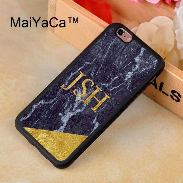 iphone 6s case personalised initials
