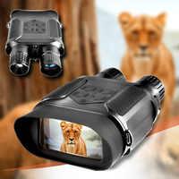 7X31 Night Vision Binoculars Infared Digital Hunting 400M Scope 2.0 LCD Military Day Night Vision Goggles Telescope Photo Huntet