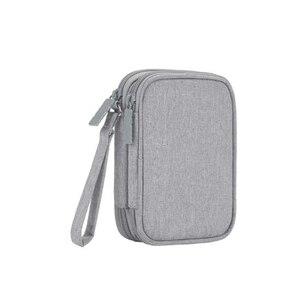 Image 2 - بوب 2.5 قرص صلب خارجي حافظة 2.5 بوصة قرص صلب HDD كابل حماية حقيبة صندوق إلكترونيات سفر منظم
