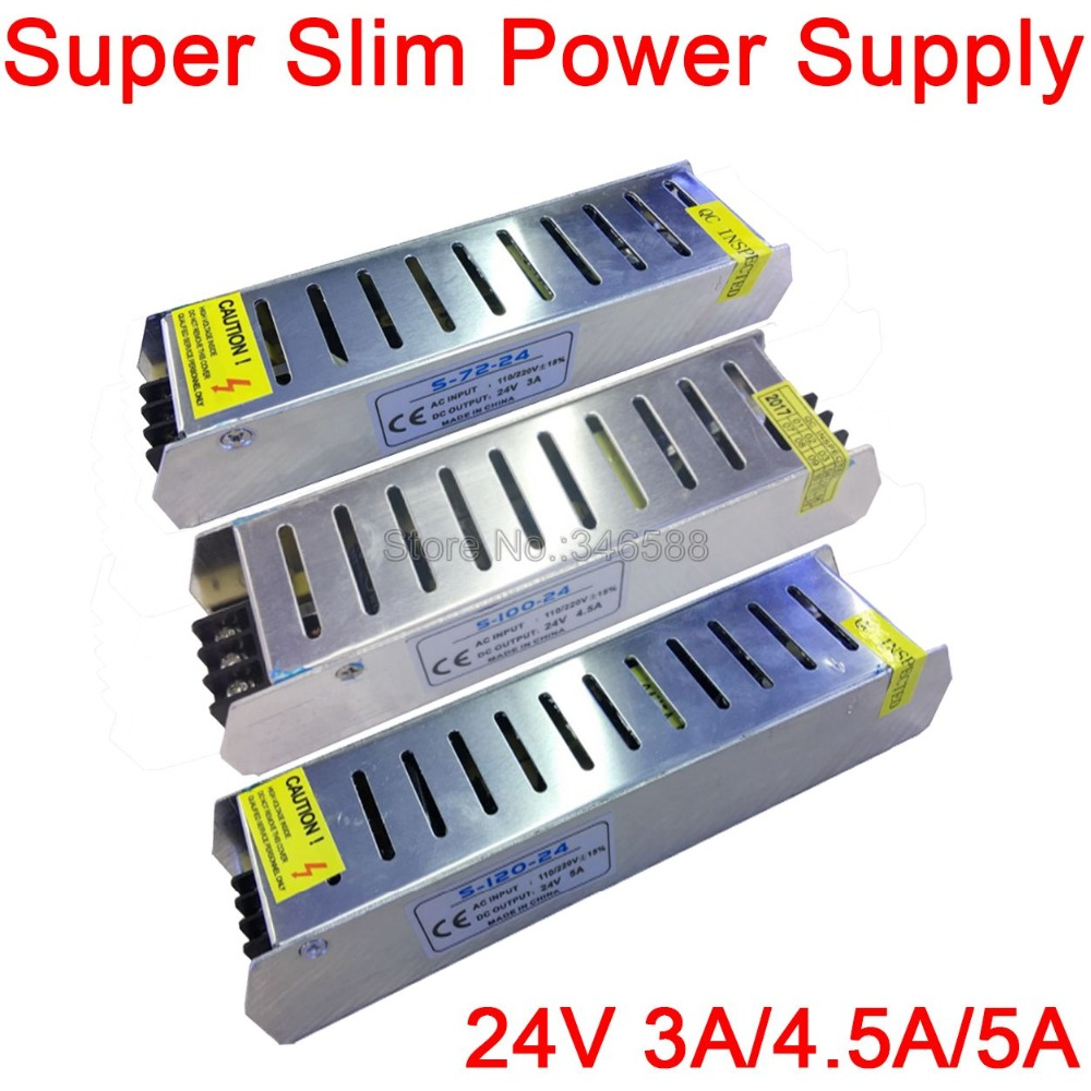 Buy Power Supply Slim And Get Free Shipping On 24v05a Regulated Circuit Powersupplycircuit