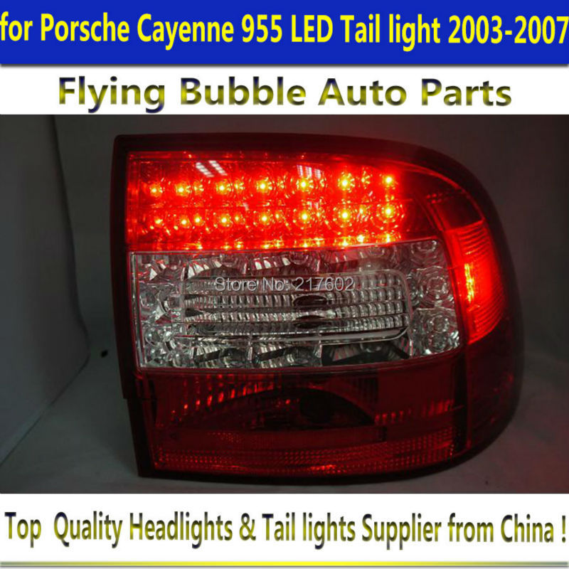 for Porsche Cayenne 955 LED Tail lights 2003-2007 mad about ponies