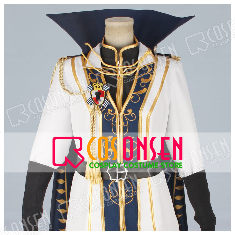 COSPLAYONSEN Ensemble Stars Unit Knights Tsukasa Suou Cosplay Costume All Sizes Custom Made