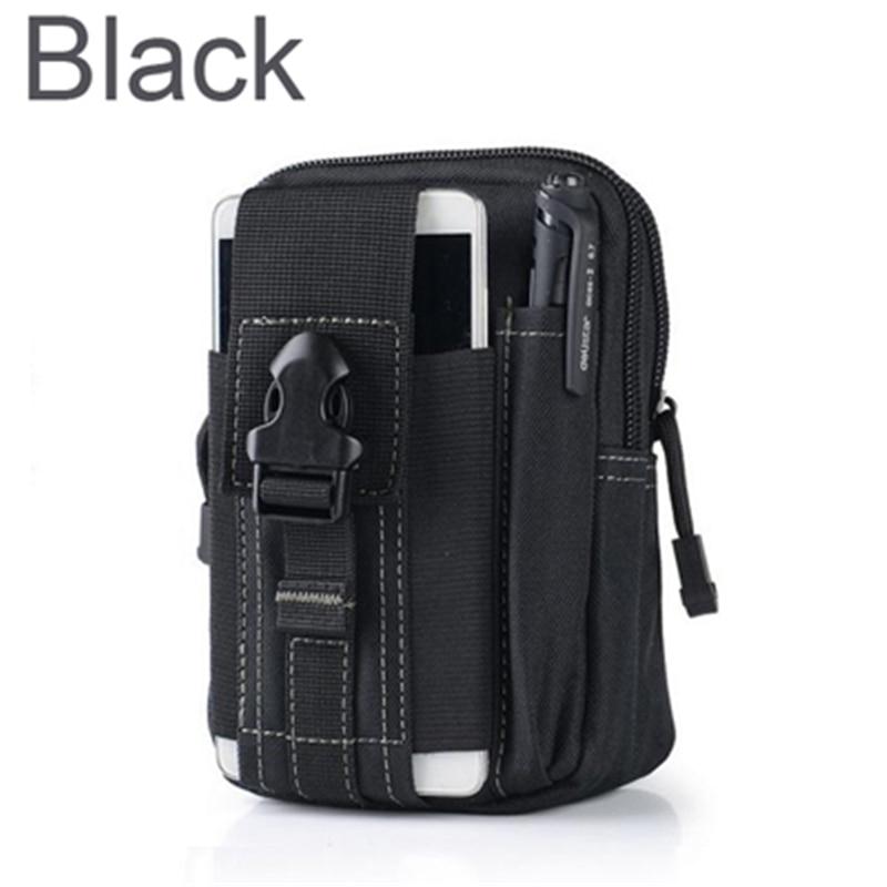 Beg taktikal molle kantung pinggang pek pek pinggang Pocket pinggang - Beg sukan - Foto 3