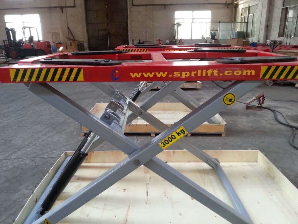 Mini Scissor Lift For Quick Service Sp606 In Car Jacks From