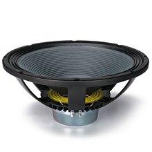 Finlemho Профессиональное аудио сабвуфер динамик 18 дюймов бас-динамик для линейного массива DJ консольный микшер аудио домашний кинотеатр открытый