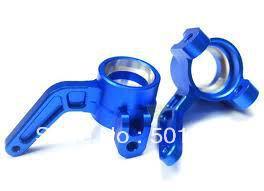 050006 Caster Mount(L/R) 2P(Al.) 1/5th Gas Car Upgrade Parts 94050/9405194052/94053