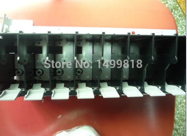 New and original LEFT INK SYSTEM ASSY for EPSON PRO 3890 3850 3800 3880 3890 HOLDER,ASSY IC new for r3000 pro 3800c 3850 3880 3890 f177000 printer parts with good quality and original dx7 print head