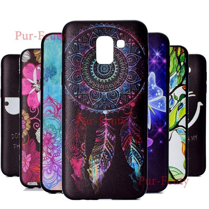 J8 2018 J810F/DS J810M/DS J810Y/DS J810G/DS Cover Silicone TPU Phone Case For Samsung Galaxy J8 2018 j810F J810 Sm-J810F J 8
