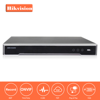 Hikvision CH CCTV System DS 7608NI K2/8P & DS 7616NI K2/16 Embedded Plug & Play 4K NVR with 8/16 2 SATA Interfaces 8 POE Port