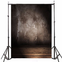 5x7FT Retro Photographic Background Vinyl Veneer Cement Wall Studio Video Photo Photography Backdrop 1 5x2 1m