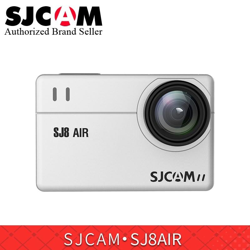 SJCAM SJ8 Series wifi Action Camera SJ8 Air 14MP Novatek NT96658 Touch Screen go pro yi Waterproof Sports DV cam pk eken h9 4k 2017 arrival original eken action camera h9 h9r 4k sport camera with remote hd wifi 1080p 30fps go waterproof pro actoin cam