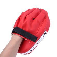Фитнес Спорт Арка боксерская тренировочная перчатка ручная цель для тайского бокса кик-фокус пуансон для каратэ Санда свободный бой