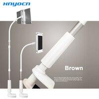 Xnyocn Universal Flexible Long Arms Mobile Phone Holder Tablet Holder Desktop Bed Lazy Bracket Stand With