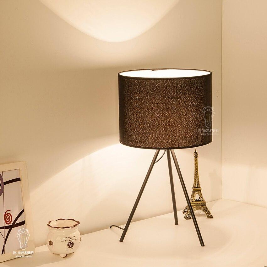 Desk Lamps Snny New Eu Plug Aluminum Modern Led Table Lamps For Living Room Home Led Desk Lamp Bedroom Study Reading Eu Us Plug Acrylic L Easy To Lubricate Lights & Lighting