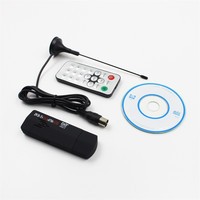 USB2 0 DAB FM DVB T RTL SDR E4000 Upgrade Verion Dongle StickDigitale TV Tuner
