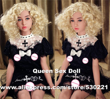 NEW 156cm Top quality real doll silicone sex doll love doll, artificial girl for sex, oral vagina real pussy adult doll